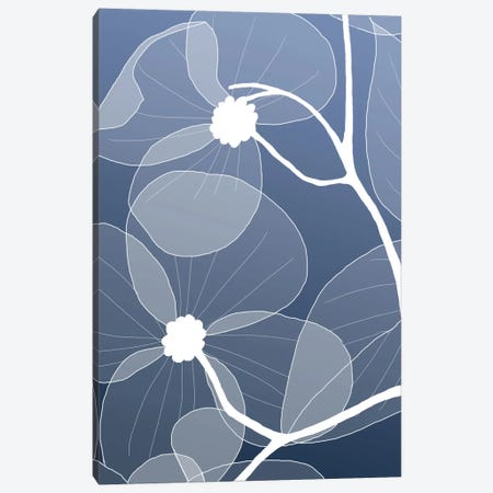 Floral II Canvas Print #GIS6} by GraphINC Studio Canvas Art