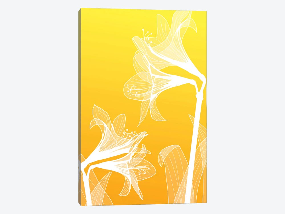Floral III by GraphINC Studio 1-piece Canvas Print