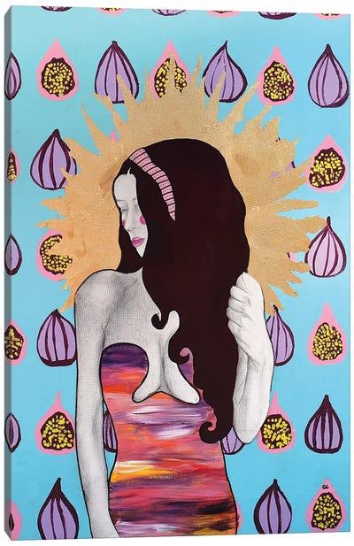 Senso Canvas Art Print
