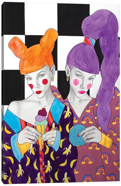 Alterego Canvas Art Print