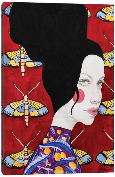 Hydriris Canvas Art Print