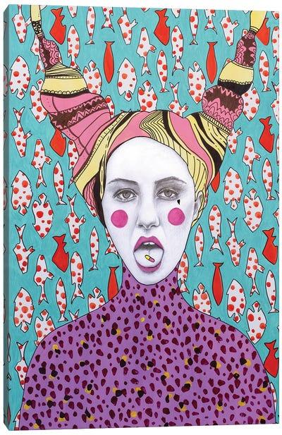 Ornella Canvas Art Print
