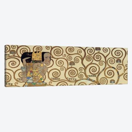 Expectation, Horizontal Canvas Print #GKL12} by Gustav Klimt Canvas Art Print