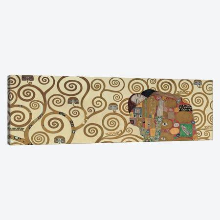 Fulfillment, Horizontal Canvas Print #GKL17} by Gustav Klimt Canvas Artwork