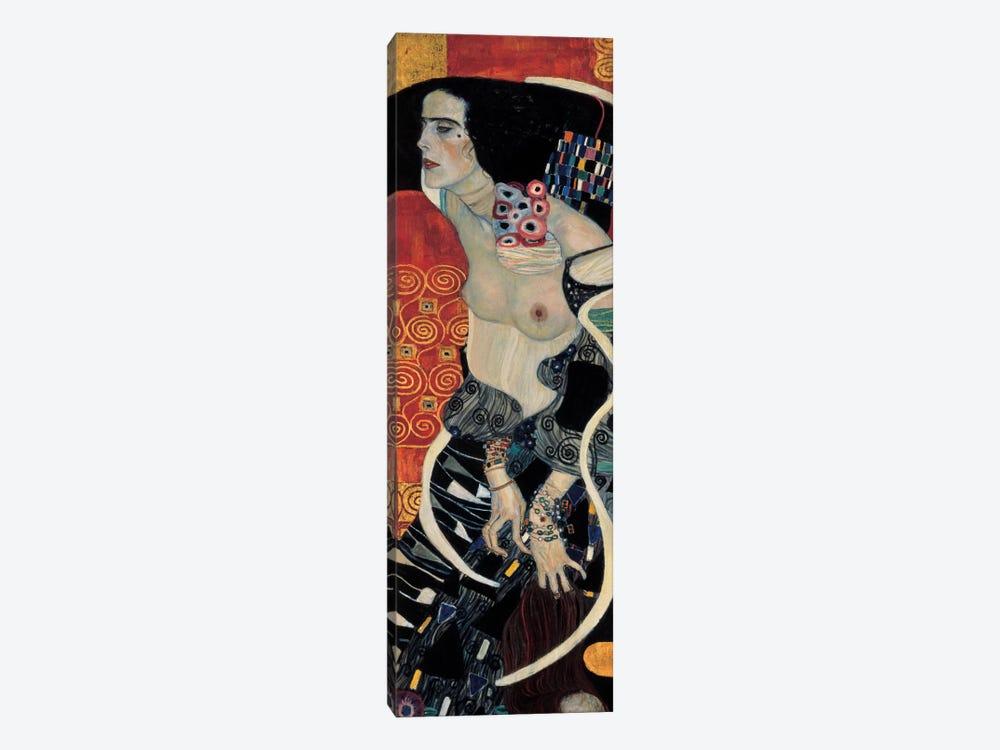Judith II, 1909 by Gustav Klimt 1-piece Canvas Artwork