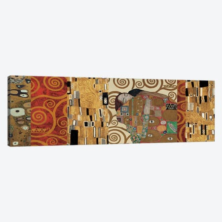 Klimt Deco Canvas Print #GKL25} by Gustav Klimt Canvas Print