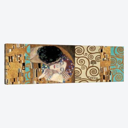 Klimt 150 Anniversary II Canvas Print #GKL30} by Gustav Klimt Art Print