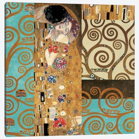 Klimt 150 Anniversary IV Canvas Print #GKL32} by Gustav Klimt Canvas Print