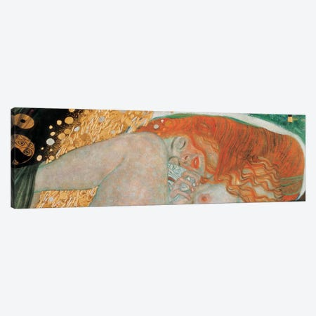 Danae, Horizontal Canvas Print #GKL4} by Gustav Klimt Canvas Wall Art