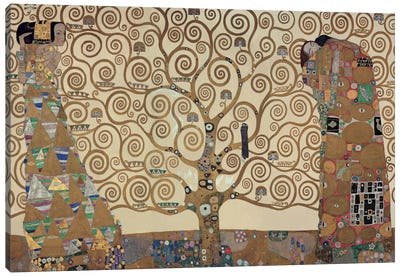 The Tree Of Life Canvas Art Print