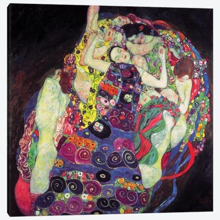 The Virgin, 1913, Square  Canvas Print #GKL53} by Gustav Klimt Canvas Print