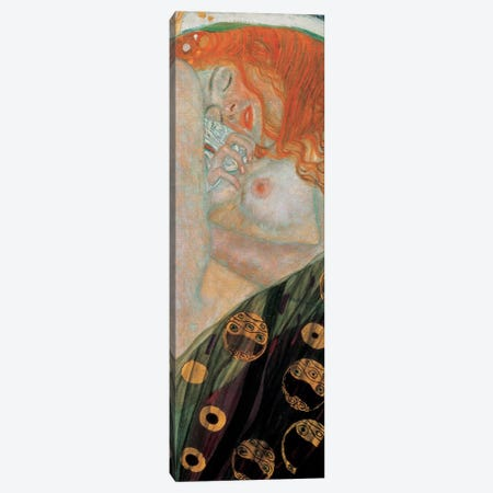 Danae, Vertical Canvas Print #GKL5} by Gustav Klimt Canvas Art