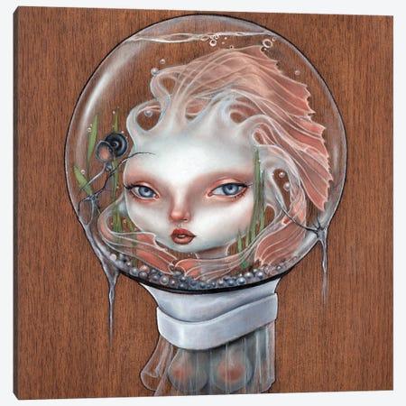 My Little World Canvas Print #GKY5} by Gokcen Yuksek Canvas Artwork