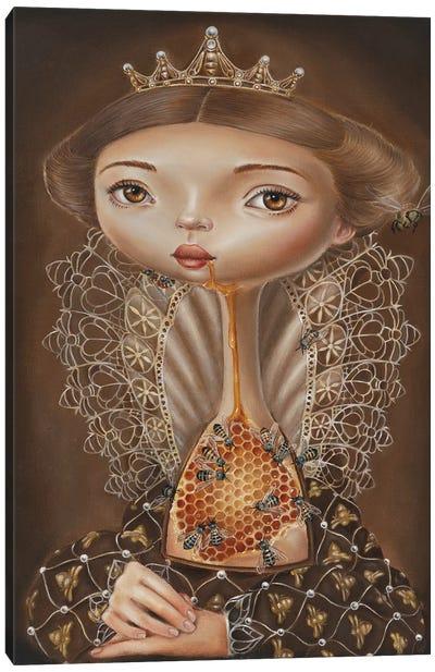 Queen Bee Canvas Art Print