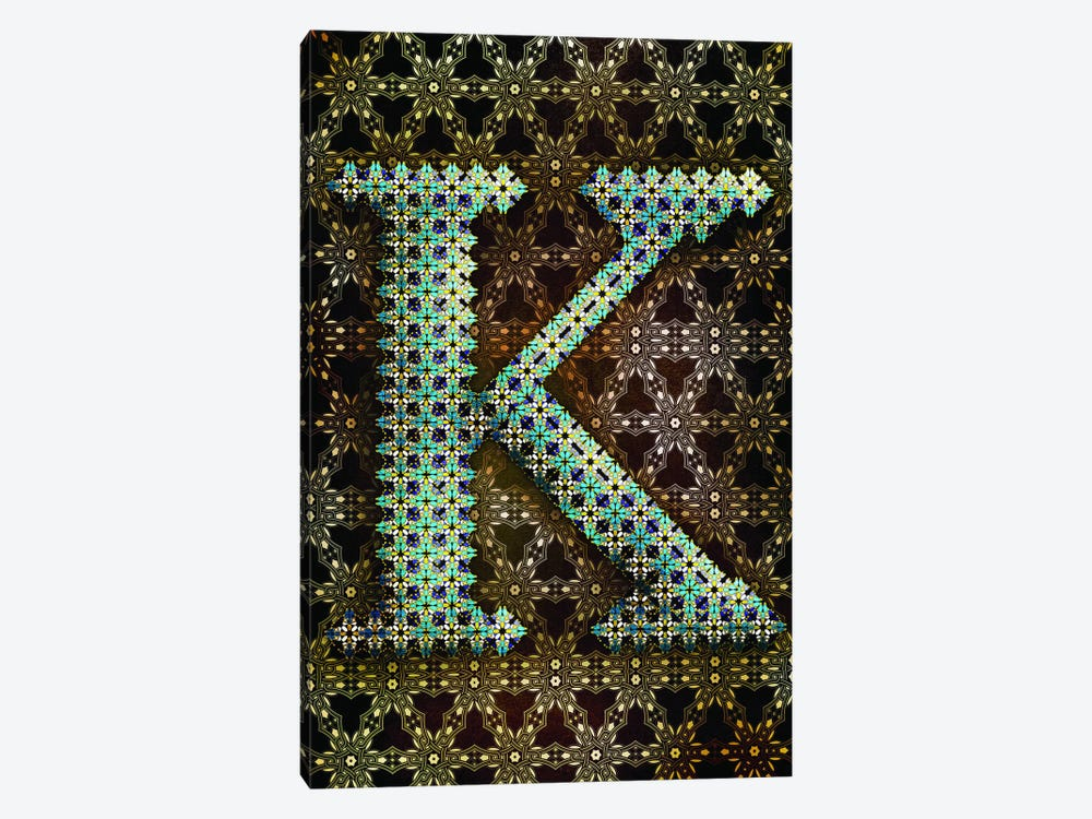 K by 5by5collective 1-piece Canvas Art