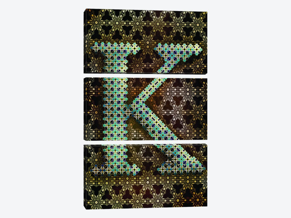 K by 5by5collective 3-piece Canvas Artwork