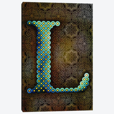 L Canvas Print #GLA13} by 5by5collective Canvas Print