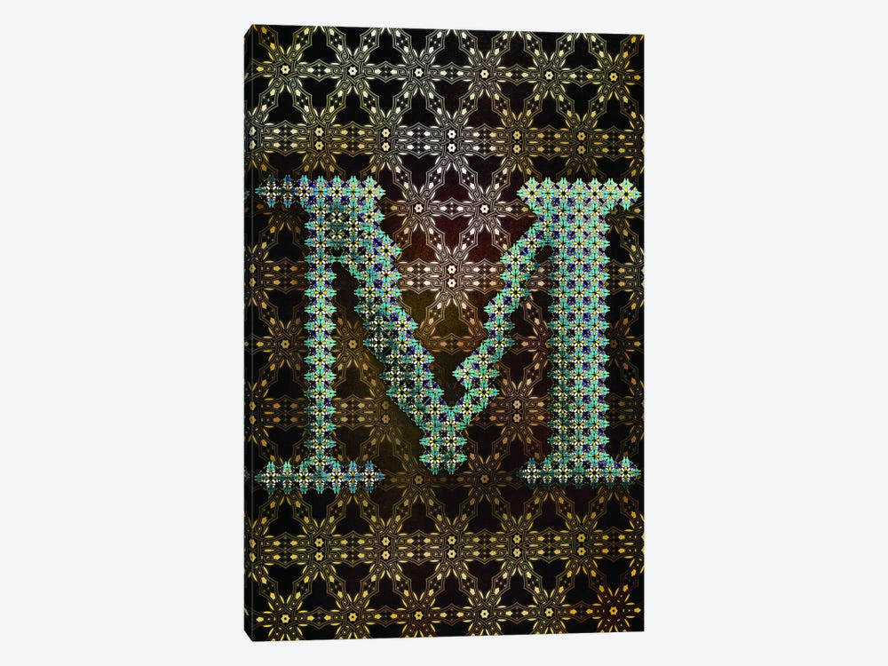 M by 5by5collective 1-piece Canvas Art
