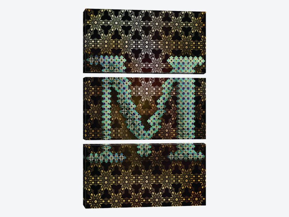 M by 5by5collective 3-piece Canvas Artwork