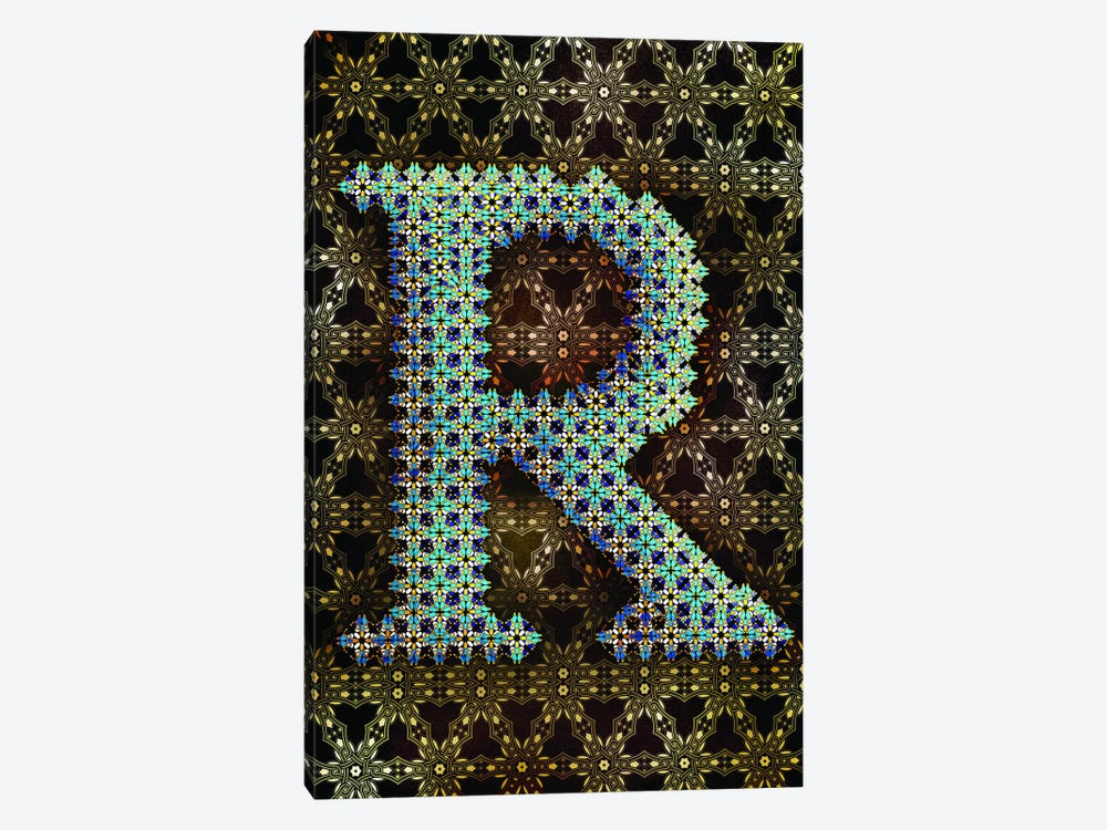 R by 5by5collective 1-piece Art Print
