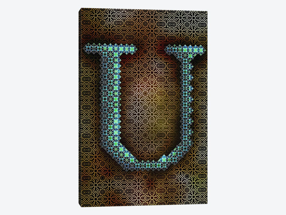 U by 5by5collective 1-piece Art Print