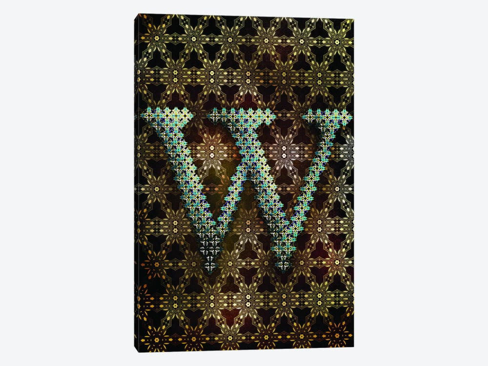 W by 5by5collective 1-piece Art Print
