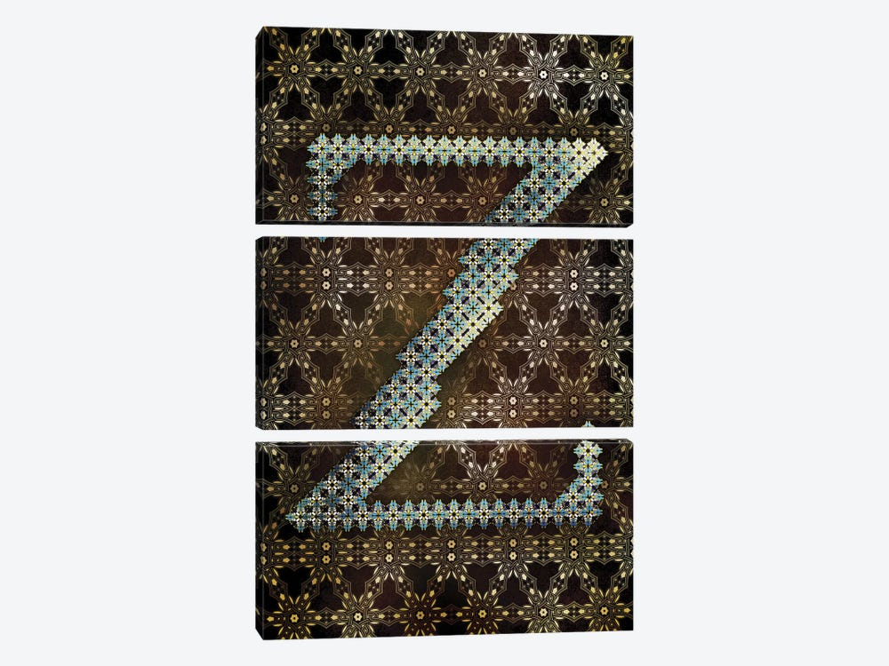 Z by 5by5collective 3-piece Canvas Artwork