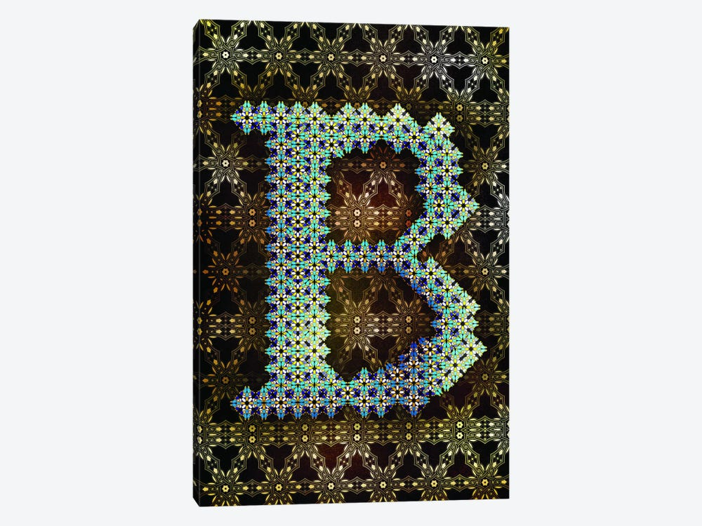 B by 5by5collective 1-piece Canvas Print