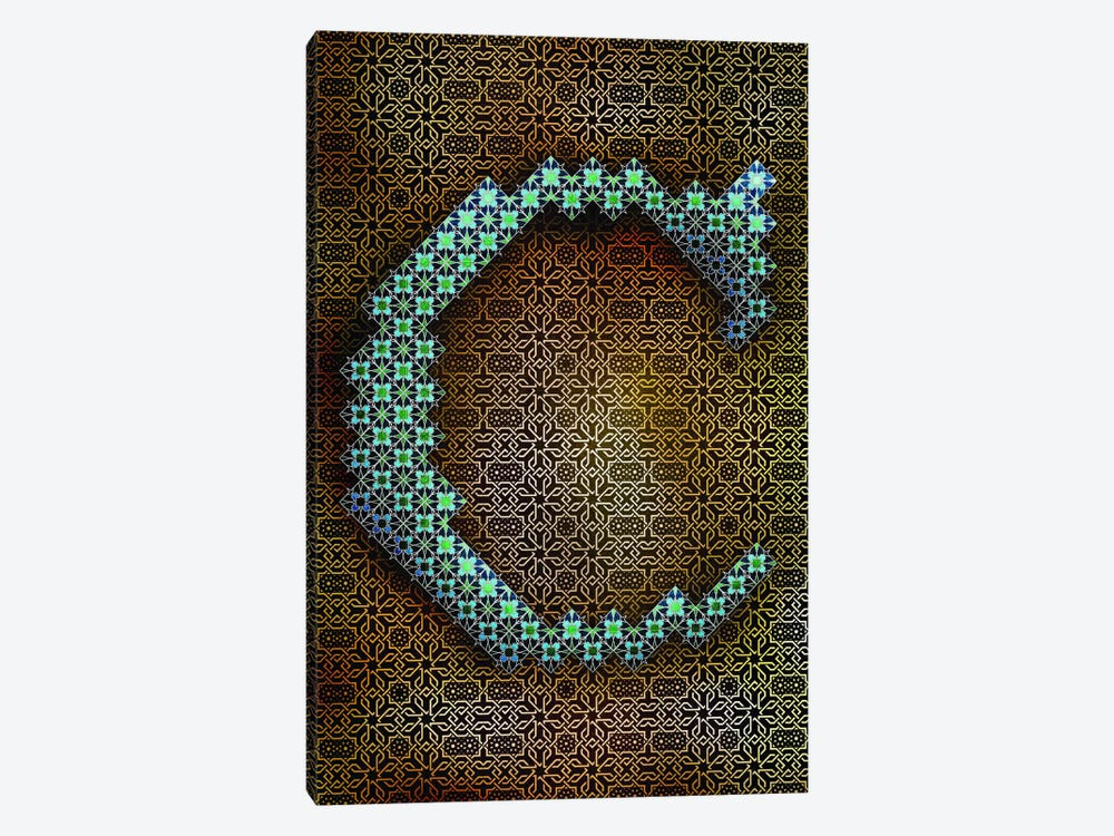 C by 5by5collective 1-piece Canvas Artwork