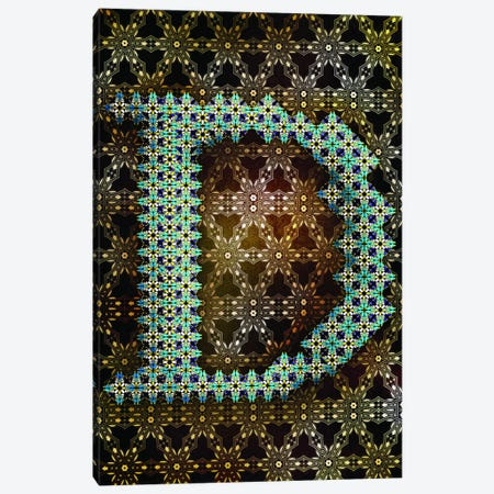 D Canvas Print #GLA5} by 5by5collective Canvas Artwork