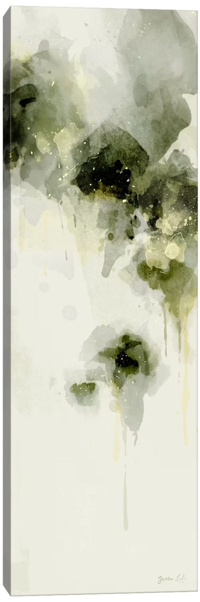Misty Abstract Morning I Canvas Art Print