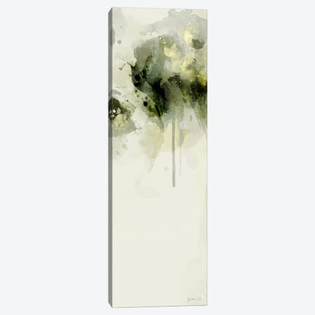 Misty Abstract Morning II Canvas Print #GLI14} by Green Lili Canvas Artwork