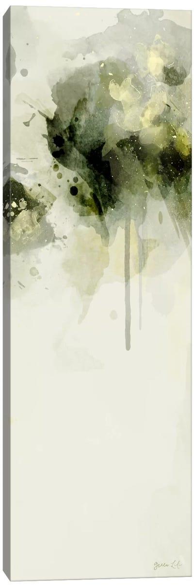 Misty Abstract Morning II Canvas Art Print