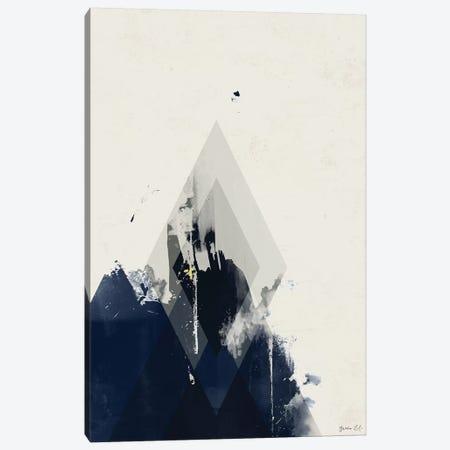 Beneath the Surface I Canvas Print #GLI15} by Green Lili Canvas Artwork