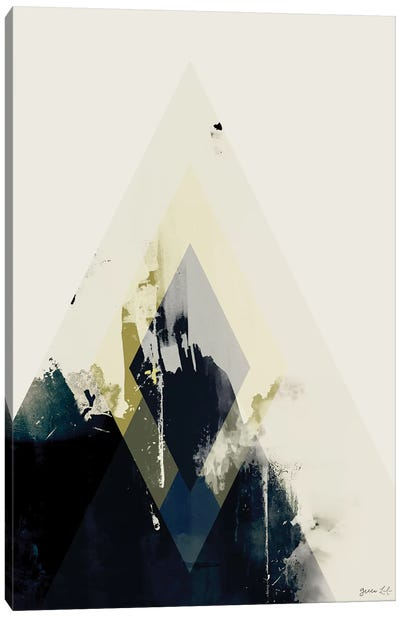 Beneath the Surface II Canvas Art Print