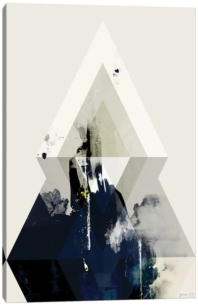 Beneath the Surface III Canvas Art Print