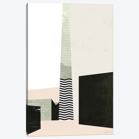 Edge of Town I Canvas Print #GLI20} by Green Lili Canvas Wall Art