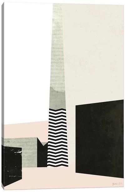 Edge of Town I Canvas Art Print