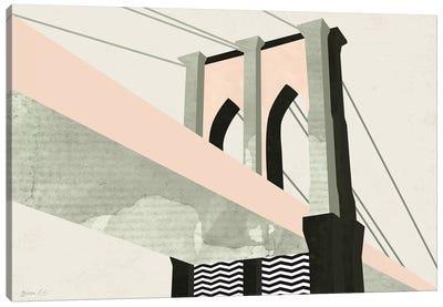 Graphic New York IV Canvas Art Print
