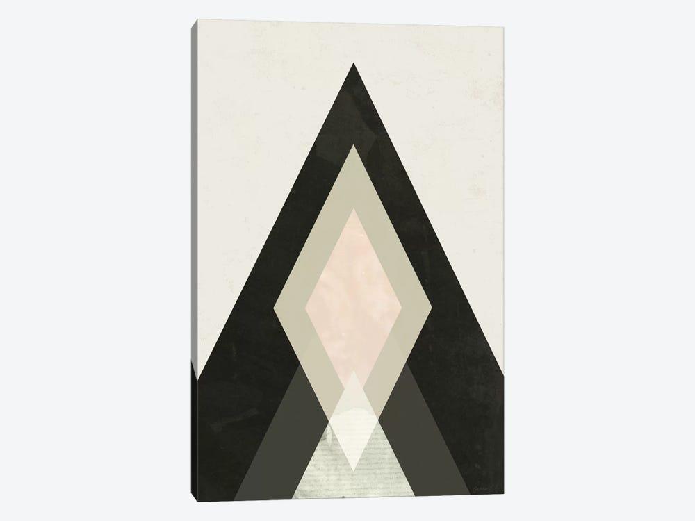 Mountains Beyond Mountains I by Green Lili 1-piece Art Print