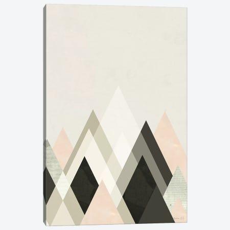 Mountains Beyond Mountains III Canvas Print #GLI32} by Green Lili Canvas Art Print