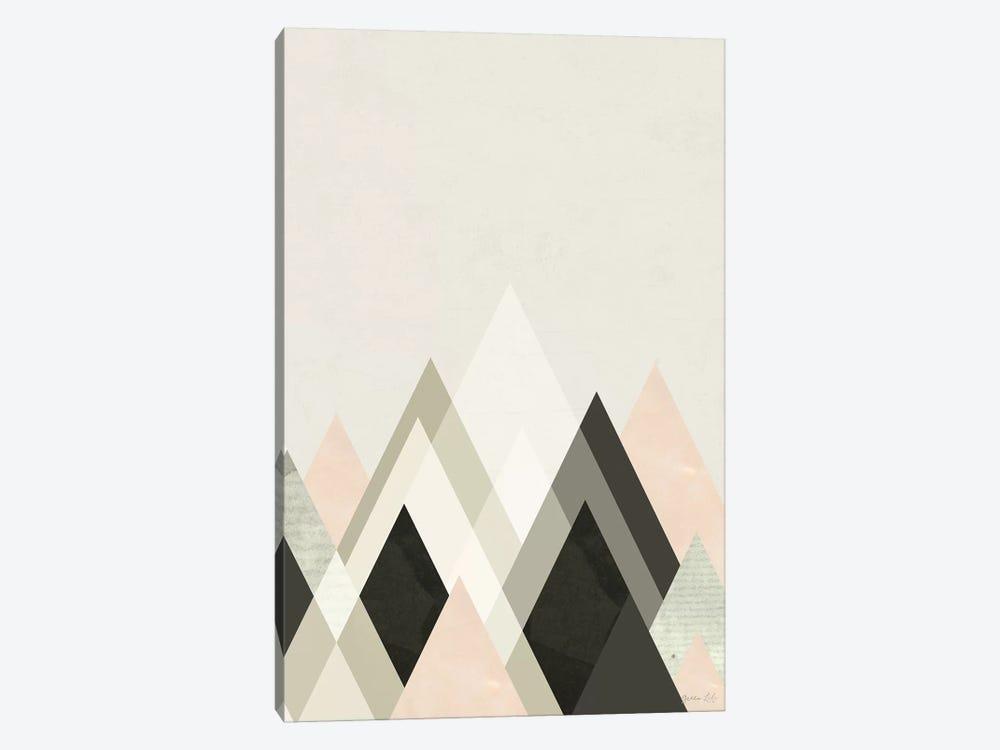 Mountains Beyond Mountains III by Green Lili 1-piece Art Print