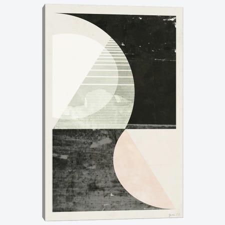 Outside In I Canvas Print #GLI33} by Green Lili Canvas Art Print