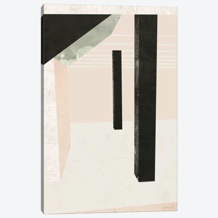 Outside In II Canvas Print #GLI34} by Green Lili Canvas Wall Art