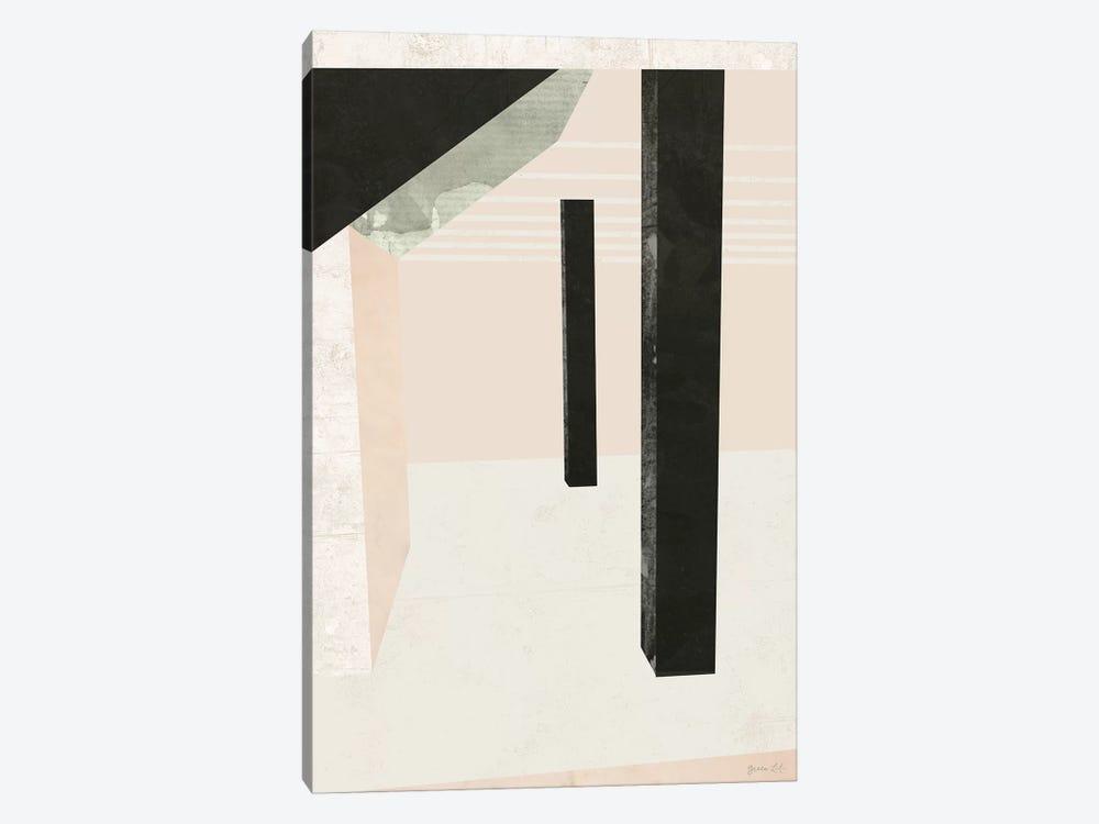 Outside In II by Green Lili 1-piece Art Print
