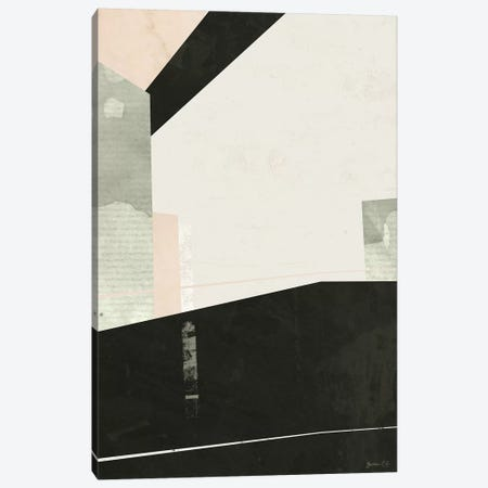 Outside In III Canvas Print #GLI35} by Green Lili Canvas Wall Art