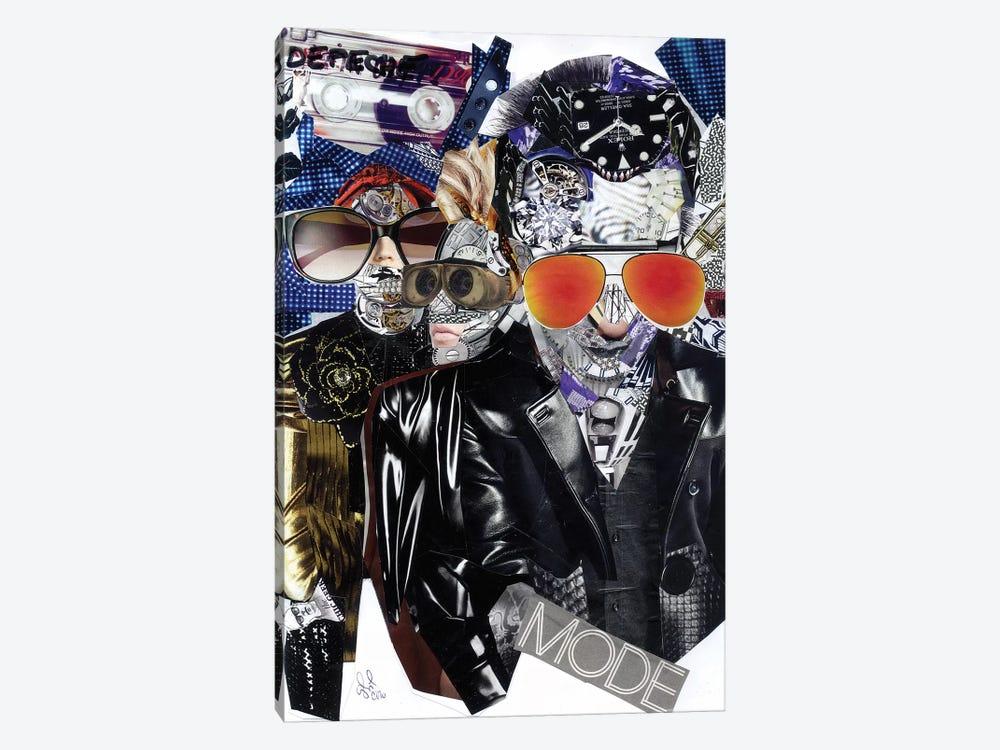 Depeche by Glil 1-piece Art Print