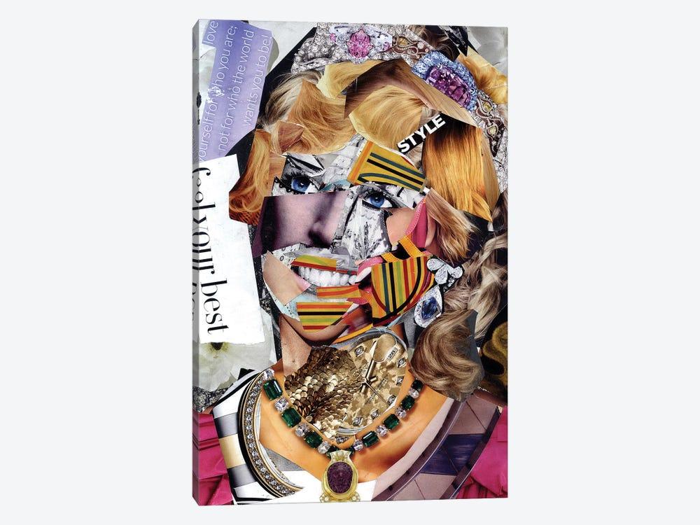 Diana by Glil 1-piece Canvas Artwork
