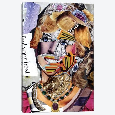Diana Canvas Print #GLL15} by Glil Canvas Art Print