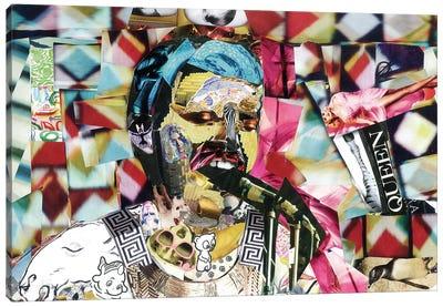 Freddie II Canvas Art Print